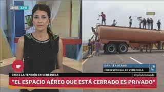 Maduro ordenó cerrar la frontera con Brasil