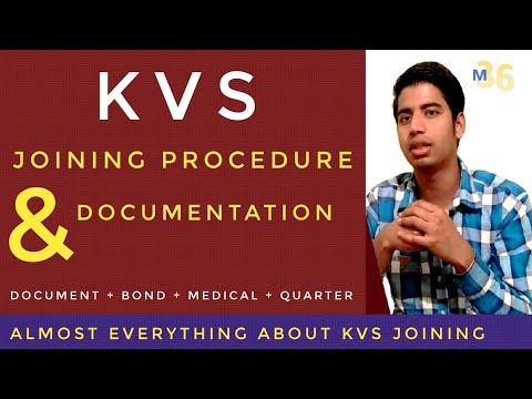 KVS Next Procedure