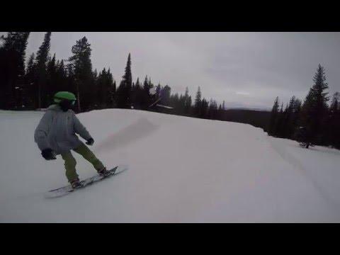 Discovery Montana Ski trip