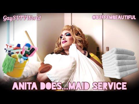 Anita Does Maid Service