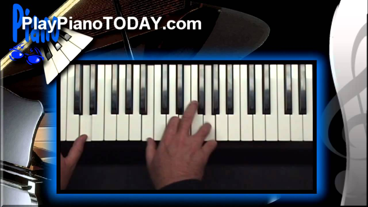 Piano lessons how to match up chords with any melody overview 1 piano lessons how to match up chords with any melody overview 1 of 2 youtube hexwebz Images