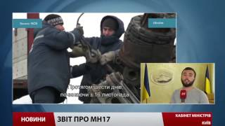 Українська сторона назвала трагедію МН17 спланованим терактом