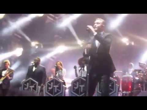 Justin Timberlake - Pusher Love Girl [Live Paris 2014]