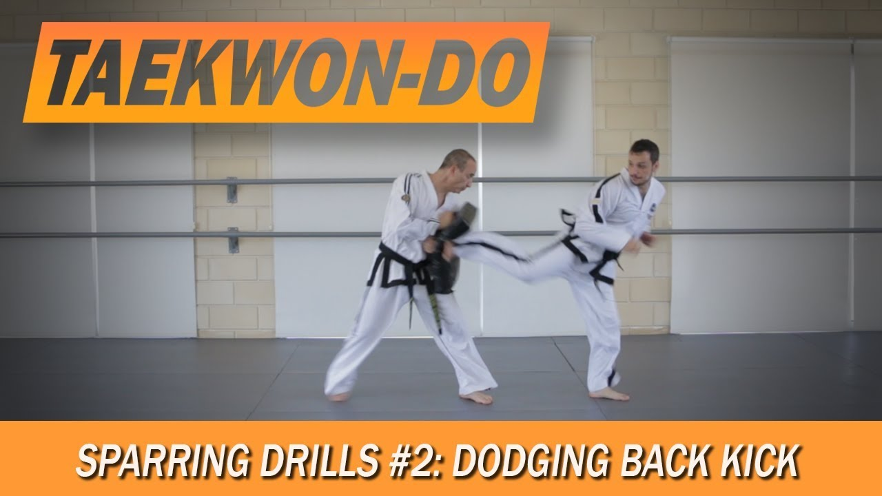 Taekwondo Sparring DrillsTaekwondo Sparring Drills - Beccles