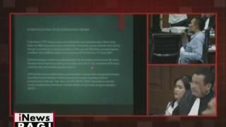 Rismon : Proses ekstraksi data CCTV ke flashdisk janggal - iNews Pagi 16/09