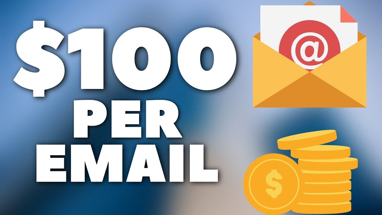 Send Emails = Earn $100 Easily! (Make Money Online 2021)