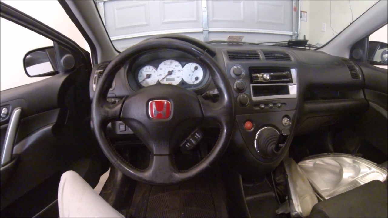 EP3 Interior Mod Suggestions YouTube