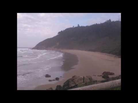 Playa Arenal de Moris ( Playa de Caravia ) -    Viajando por Asturias | Playa