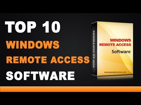 Best Windows Remote Access Software - Top 10 List