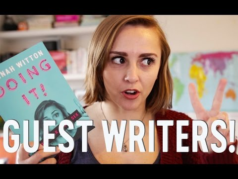 Who Helped Write My Book? | Hannah Witton