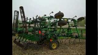 Ridgeway, Iowa Farm Auction March 31, 2012