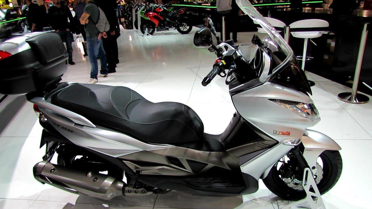 Kawasaki Motor Scooters
