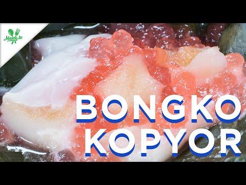 Resep Bongko Kopyor
