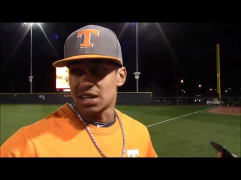 Tennessee Baseball | Benito Santiago Postgame (3.10.17)
