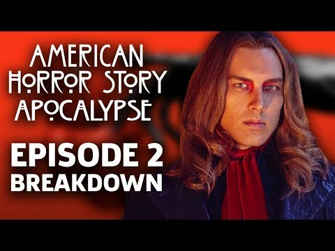"AHS: Apocalypse Season 8 Episode 2 ""The Morning After"" Breakdown!"