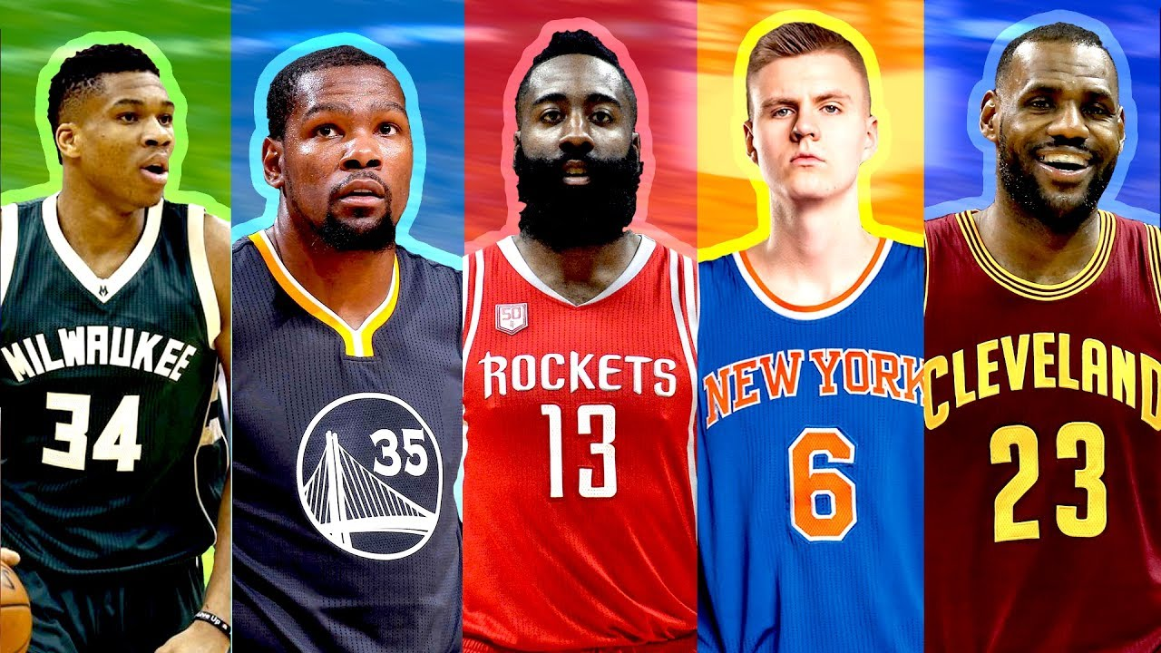BEST NBA PLAYER FROM EACH TEAM - YouTube