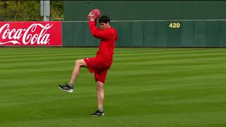 Spring Training Report: Shohei Ohtani arrives in Tempe