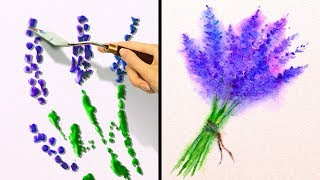 43 SATISFYING DRAWING AND PAINTING HACKS