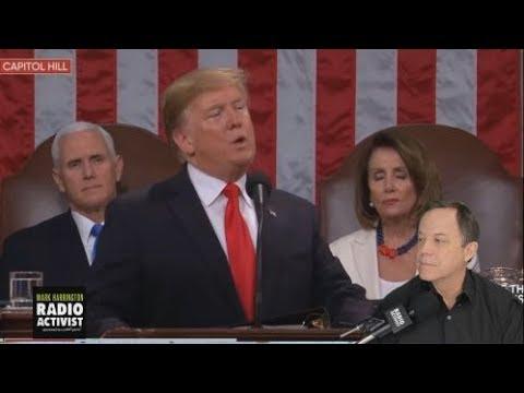 Trump Just Won Re-Election | The Mark Harrington Show | 2.7.2019