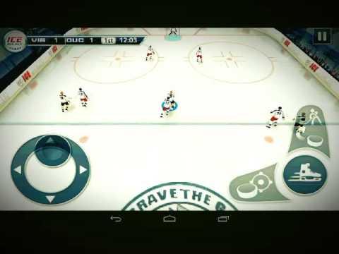 Хоккей на андроид!Часть1.