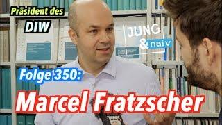 Spitzenökonom Marcel Fratzscher, Präsident des DIW - Jung & Naiv: Folge 350