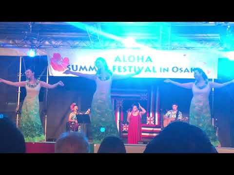Aloha Summer Festival in OSAKA 2018.5.18