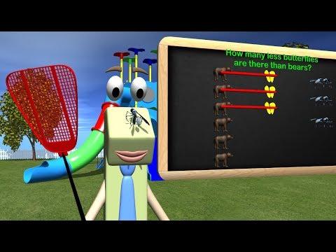 Organizing and Interpreting Data - 1st Grade Math Videos for Kids