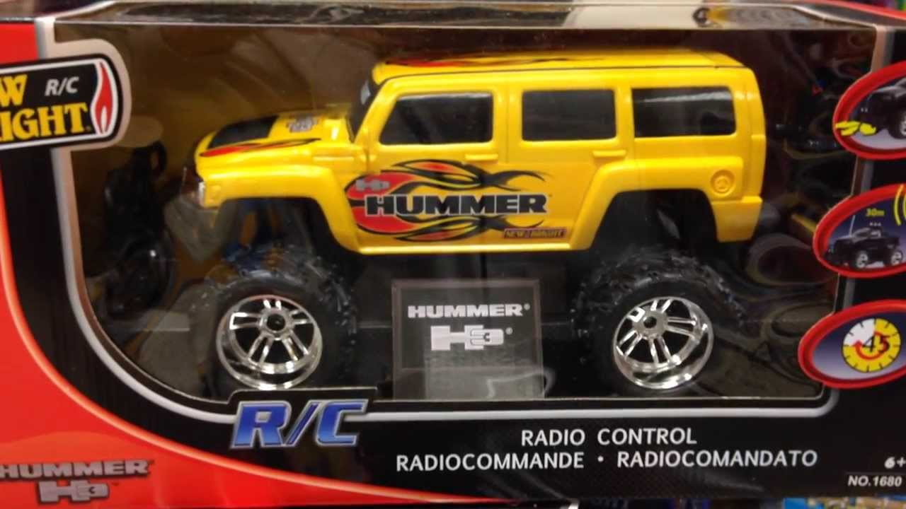 Remote Control New Bright Car