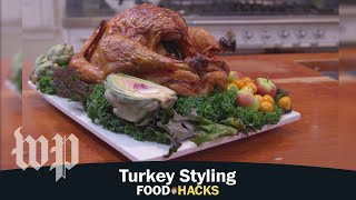 Turkey Styling: Mary Beth Albright's Food Hacks