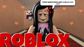 ROBLOX-all passionate about couscous with egg: 3 (Murder mystery 2)