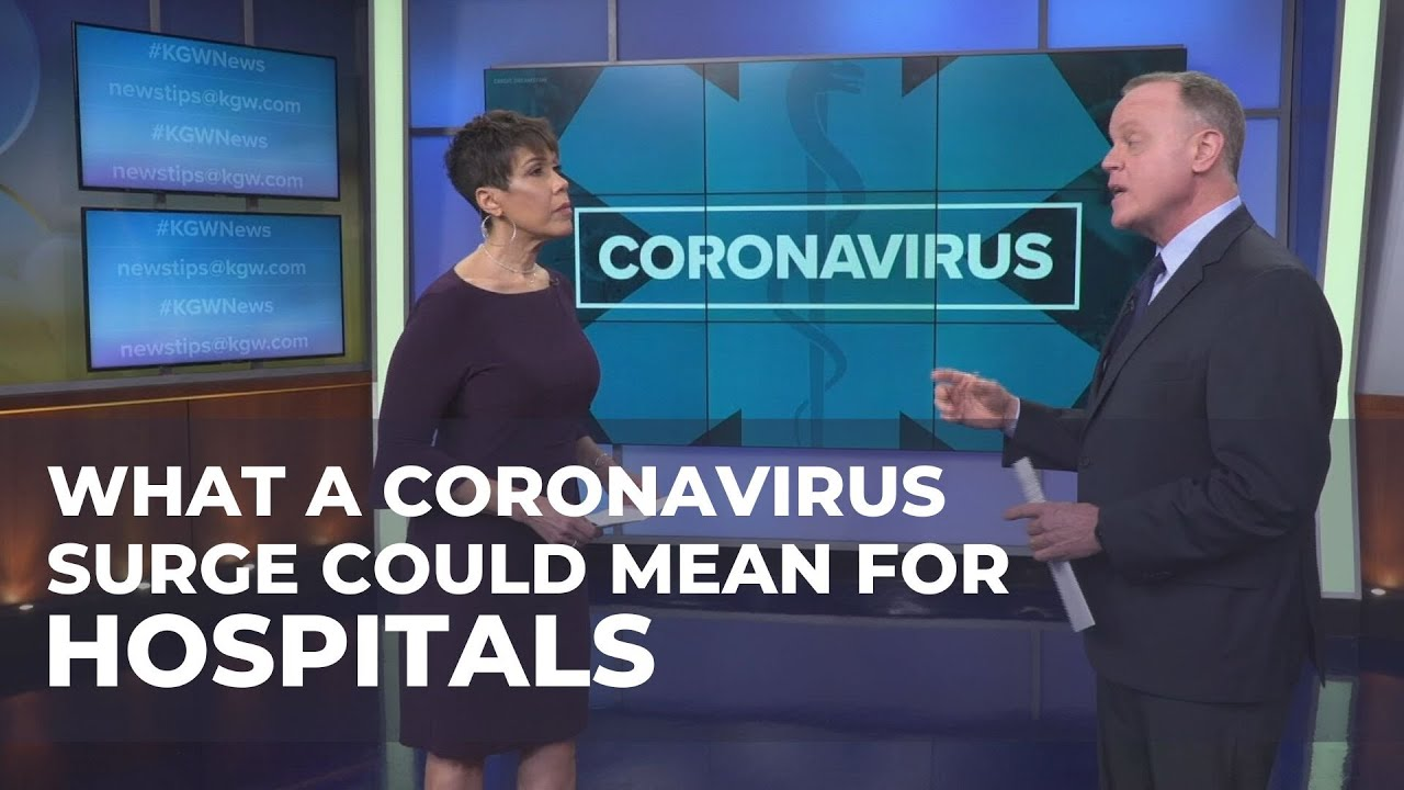 "Coronavirus: Why ""flattening the curve"" is important for the health care system thumbnail"
