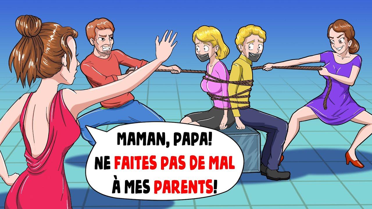 Mes Parents Biologiques Ont Essayé De Faire Du Mal À Mes Parents Adoptifs