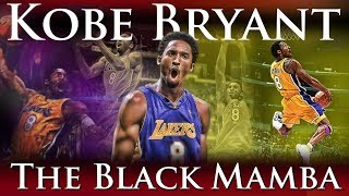 Kobe Bryant - The Black Mamba (Career Documentary: Episode 1 - The Caramel Cat)