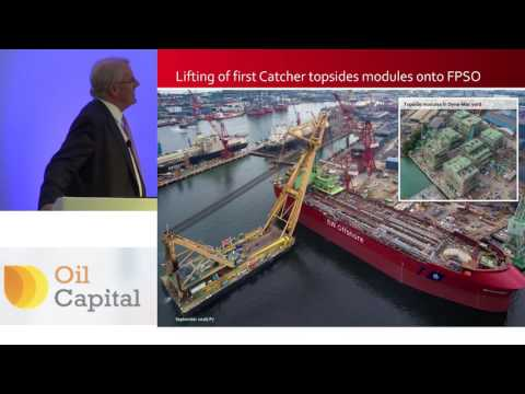 Premier Oil CEO Tony Durrant presents at Oil Capital Conference - 21st September 2016