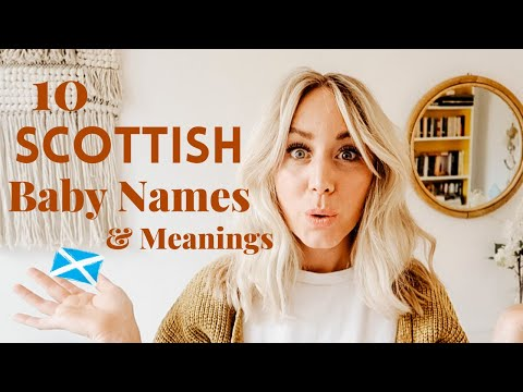 100 Celtic Baby Names Meanings Origins