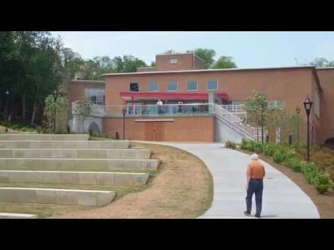 Roanoke Main Library Renovation Tour