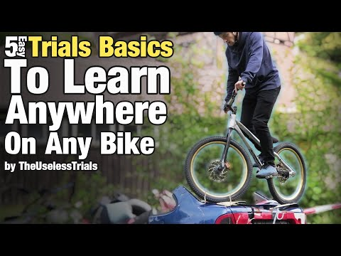 5 Trials Basics you can Learn Anywhere || TUTorial