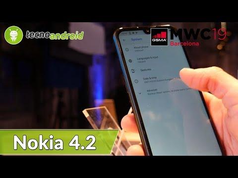 NOKIA 4.2: IL PIÙ BELLO | MWC 2019