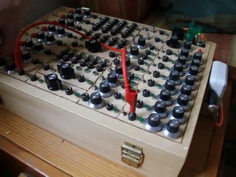 Aristoteles Logic Synth #1: Mixer