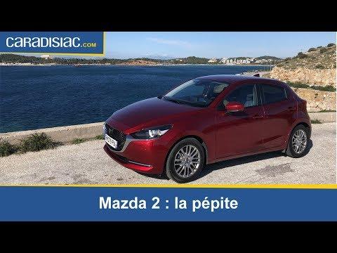 Essai - Mazda 2 (2020) : Peu Connue Et Pourtant !