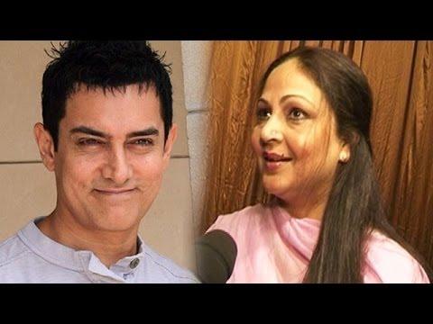 Rati Agnihotri praises Aamir Khan for helping her son