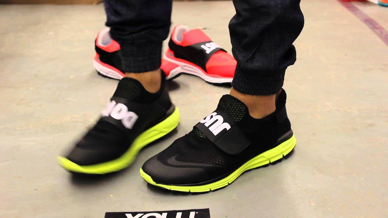 Noir Nike Mouche Lunaire 306 Sur Les Pieds la sortie commercialisable c7gW7bP