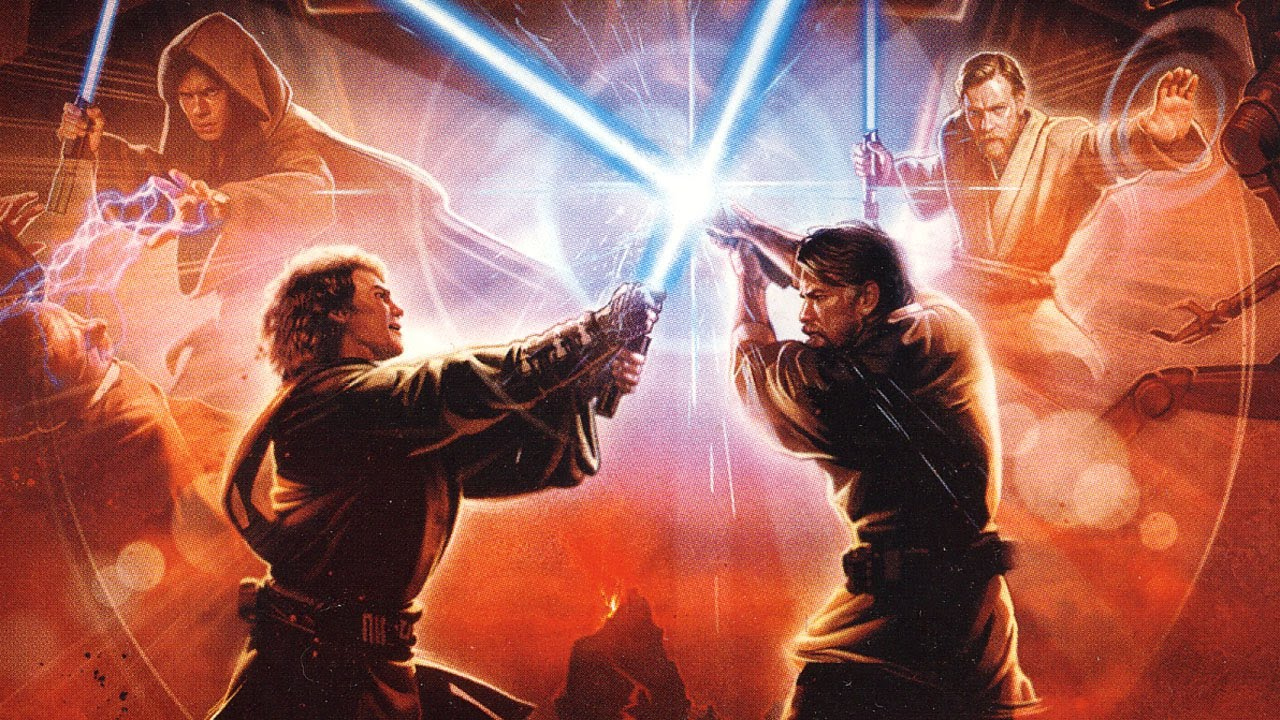 Classic Game Room Star Wars Episode Iii Revenge Of The Sith