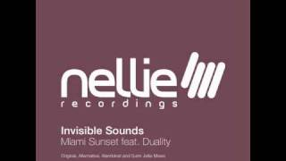 Invisible Sounds - Miami Sunset feat. Duality (Original Mix)