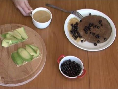 Рецепт Вкусные новости. Овсяный блин на завтрак