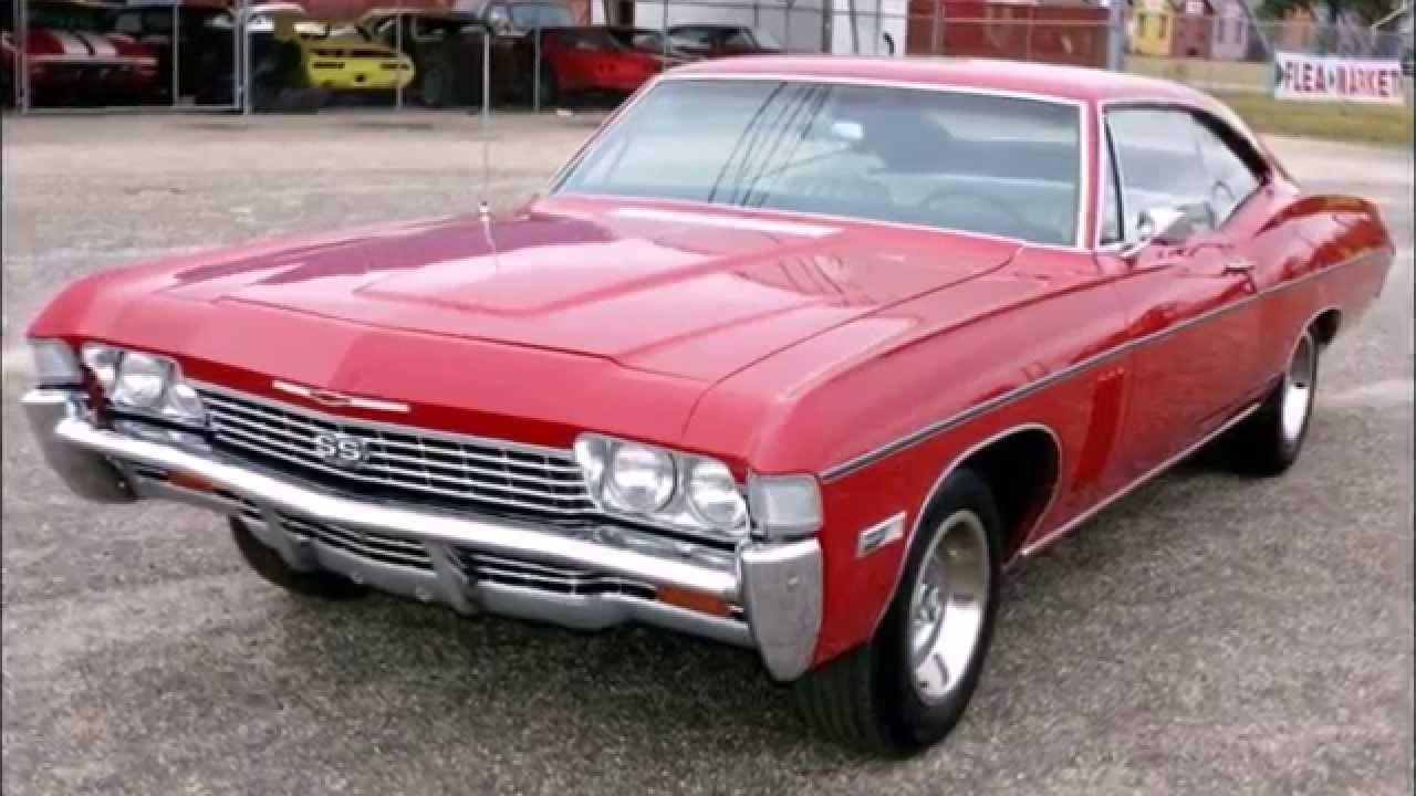 Kekurangan Chevrolet Impala 1968 Tangguh
