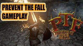 Prevent the Fall Gameplay (PC, RPG/TPS)