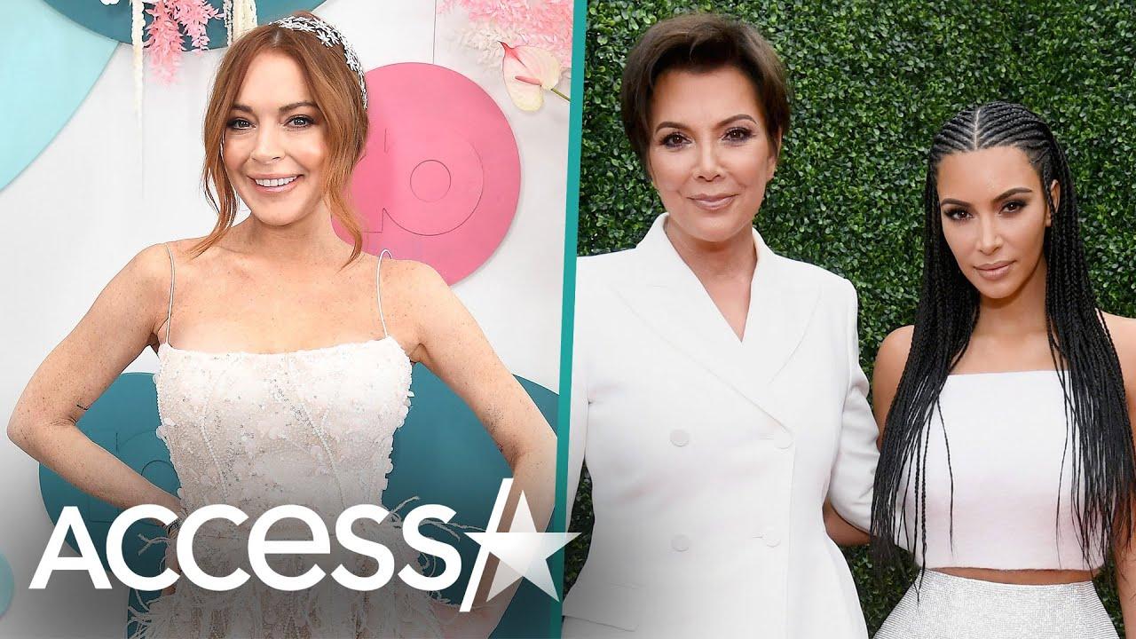 Lindsay Lohan May Have Helped Launch Kardashian's Show