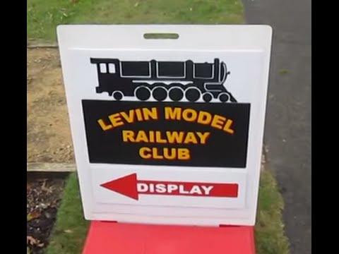 Model Railway Club Levin New Zealand .