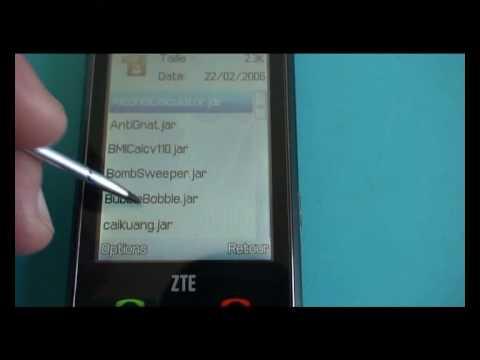 JEUX ZTE TELEPHONE F160 POUR TÉLÉCHARGER
